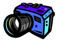 yearbook-clipart-Camera